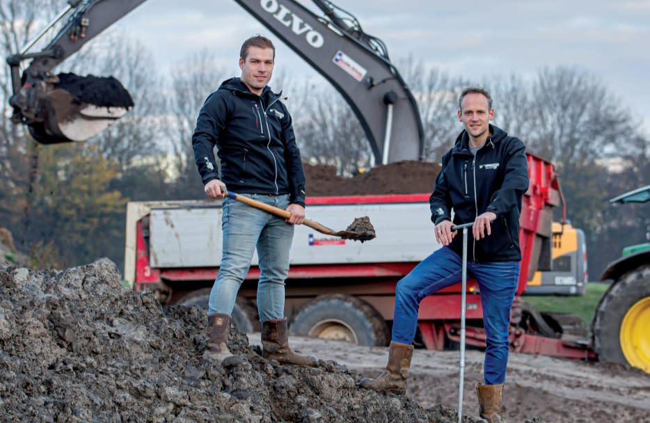 Duurzaam grondverzet - AgriBusiness